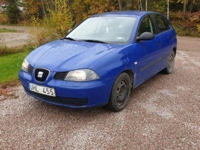 begagnad Seat Ibiza 1,4L Manuell -03