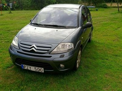 begagnad Citroën C3 1.6 110HDI