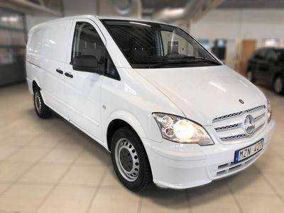begagnad Mercedes Vito 110 CDi 95hk, 3-sits, Fart -12