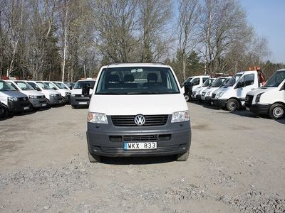 used VW Transporter Pickup 2.5Nybesikt