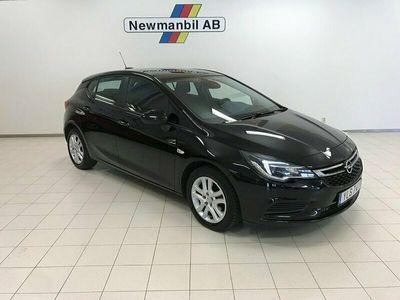 begagnad Opel Astra 1.4 EDIT Manuell 125hk