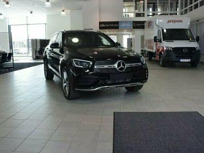 begagnad Mercedes 300 GLC Benzde SUV AMG Drag Demo 2021, SUV Pris 643 900 kr