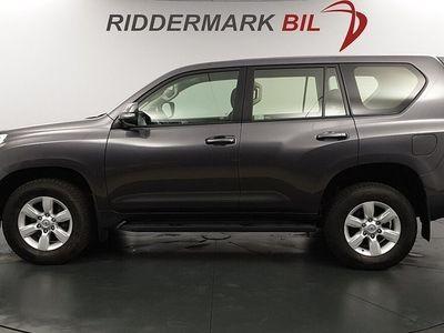 begagnad Toyota Land Cruiser Prado 2.8 4WD/FULLSERVAD/B-KAMERA