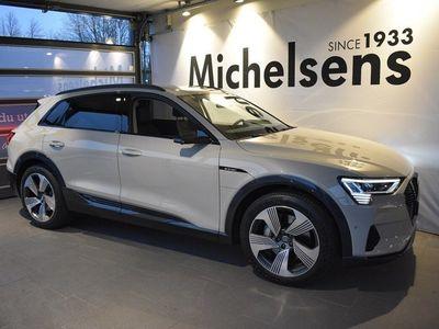 begagnad Audi E-Tron - 55 QUATTRO PROLINE