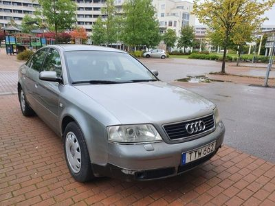 begagnad Audi A6 Sedan 2.4 Comfort Automat