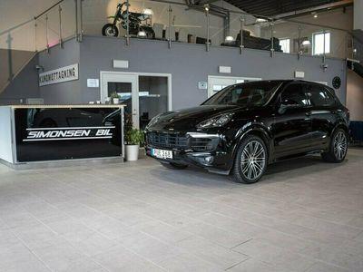 begagnad Porsche Cayenne S 2220000DIESEL