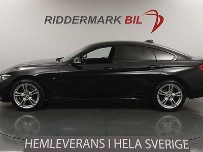 begagnad BMW 430 Gran Coupé i xDrive GC M Sport Navi HiFi EU6 252hk