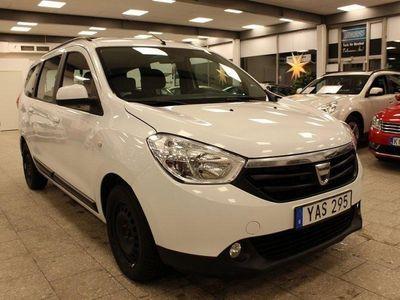 begagnad Dacia Lodgy 1.5 dCi Euro 6 7-sits 107hk