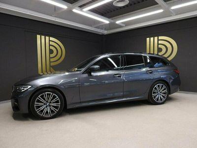 begagnad BMW 330 i xDrive Touring M Sport HiFi Drag Eu6 2020, Kombi Pris 418 900 kr
