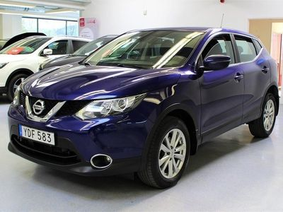 used Nissan Qashqai 1.2 DIG-T Euro 6 115hk / ACENT -16
