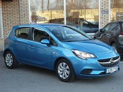 begagnad Opel Corsa Enjoy 1.4 ECOTEC (90hk) Pluspaketet