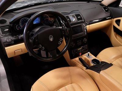 begagnad Maserati Quattroporte Sport GT / Navi / BOSE -07