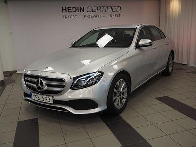 begagnad Mercedes E220 - Benz4MATIC SEDAN