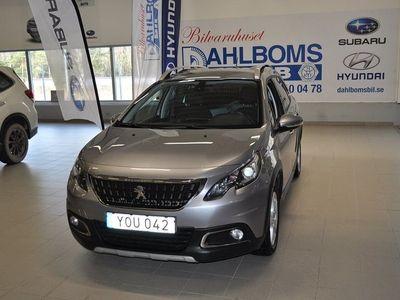 begagnad Peugeot 2008 Allure Puretech 82 Hk