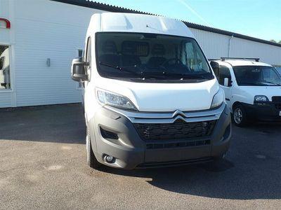 begagnad Citroën Jumper 8 kbm Blue Hdi 110 204 900:- + moms