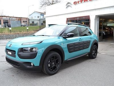 begagnad Citroën C4 Cactus Puretech 82- Happy Edition -16