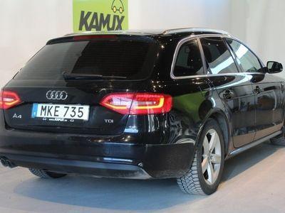 begagnad Audi A4 2.0 TDI Sports Edition M-värm+Kupéfläkt(150hk)