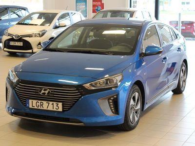 begagnad Hyundai Ioniq Hybrid 5d ComfortEco Aut V-hjul -17