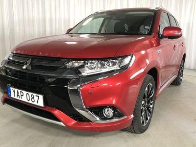 usata Mitsubishi Outlander P-HEV 2.0 4WD (121hk)