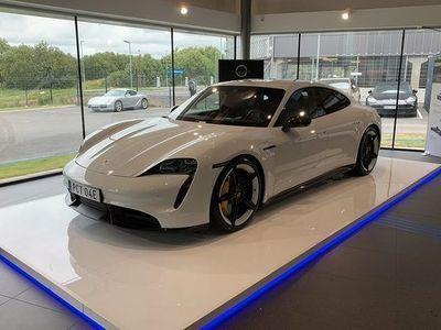 begagnad Porsche Taycan Turbo S 2020, Personbil 2 337 300 kr