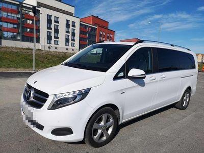 begagnad Mercedes V250 d 8G-Tronic Extra Lång
