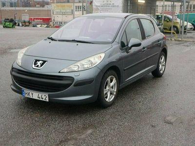 begagnad Peugeot 207 5-dörrar 1.4 VTi 95hk -Kedja