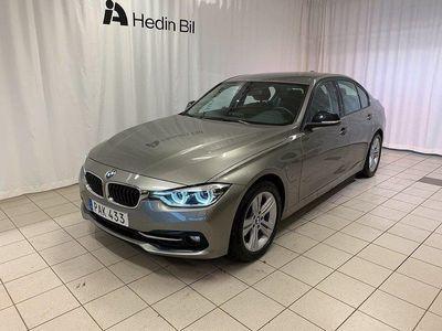begagnad BMW 330e 3Sedan 252hk Plug In Sportline