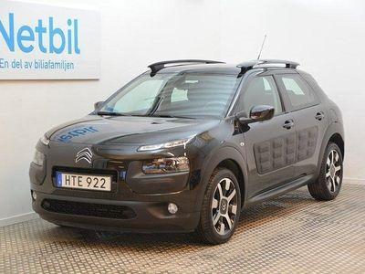begagnad Citroën C4 Cactus 1.2 Euro6 Låg skatt 2016, Halvkombi 89 900 kr