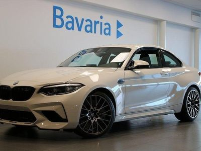 begagnad BMW M2 Competition Coupé Aut Nypris 736.700:-