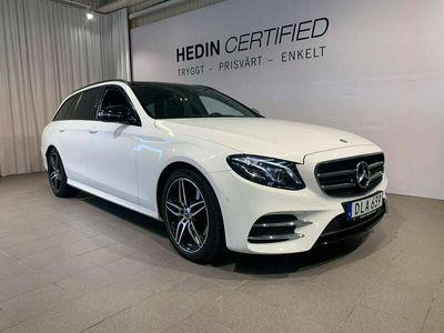 begagnad Mercedes E220 4MATIC AMG / Värmare / Drag