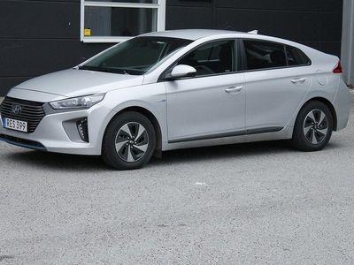 begagnad Hyundai Ioniq Hybrid 1.6 DCT Euro 6 141hk