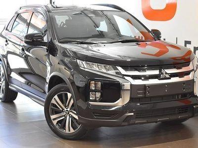 begagnad Mitsubishi ASX Komfort 2.0 AS&G Automat 4WD - NYHET 2020, SUV 249 900 kr