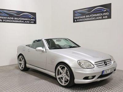 begagnad Mercedes 500 SLK Benz 32 AMG CAB mån 2001, Cab 164kr