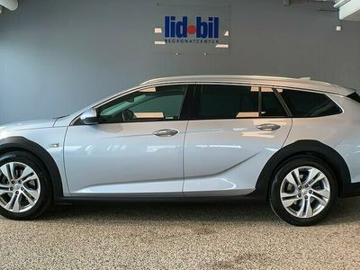 begagnad Opel Insignia Country Tourer 2.0 CDTI 4×4