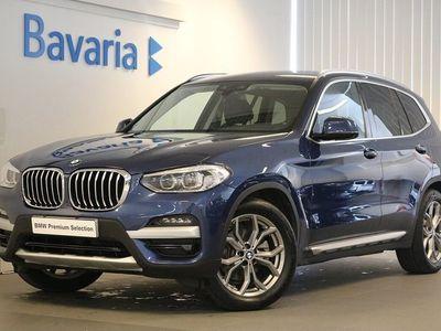 begagnad BMW X3 xDrive20d xLine Winter Drag Nypris 585 800:-