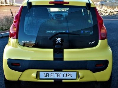 gebraucht Peugeot 107 1,0 SportKupé