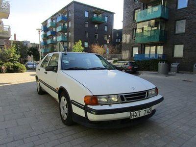 used Saab 9000 CS 2,0T/150.Dragkrok