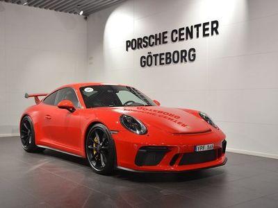 begagnad Porsche 911 GT3 // 130mil