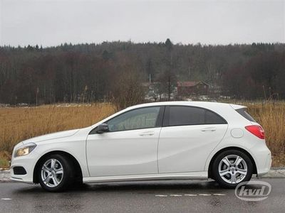 begagnad Mercedes A180 CDI AMG-paket (Läder/Alcantara+109hk)