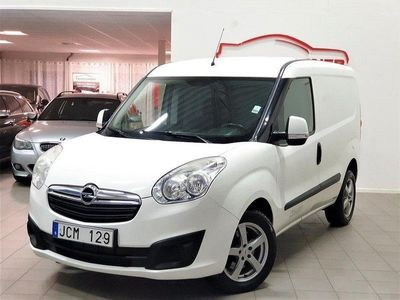 begagnad Opel Combo 1.6 CDTI 1Ägare Drag
