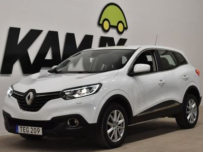 begagnad Renault Kadjar 1.6 dCi 4WD Manuell SoV 130hk 2017