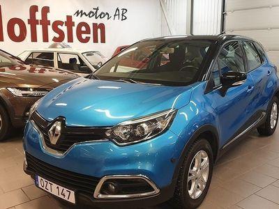 begagnad Renault Captur 0.9TCe GPS 90hk