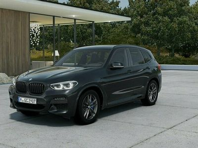 begagnad BMW X3 xDrive30e M Sport Connected Innovation Drag