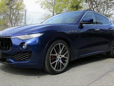 begagnad Maserati Levante V6 Diesel Automat Euro6 275hk