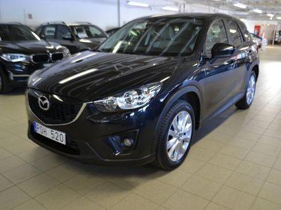 begagnad Mazda CX-5 2013, SUV 189 000 kr