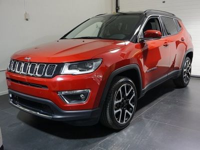 begagnad Jeep Compass Limited 1.4 M-Air Serie 2 AT9 4WD 2019, SUV 289 000 kr