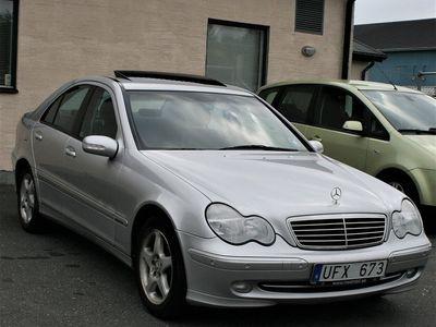 begagnad Mercedes 200 C-KlassKompressor Automat 163hk