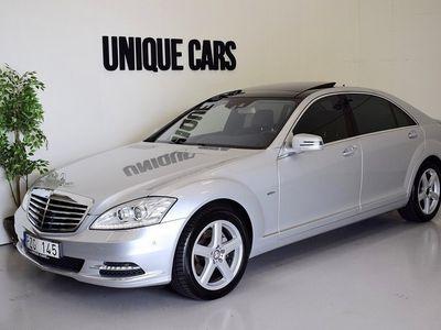 brugt Mercedes 350 S-KLASSBlueTEC L Euro 6 258hk