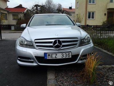 gebraucht Mercedes C220 BLUETEC - sedan -12