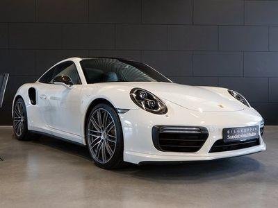 begagnad Porsche 991 Turbo 2017, Personbil 1 345 000 kr